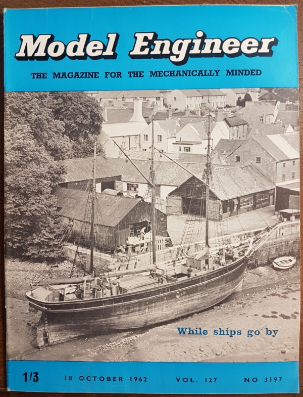 Vol 127 No 3197 Model Engineer 18th Oct 1962