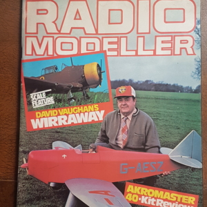 RADIO modeler Vol 16 No 5 May 1981